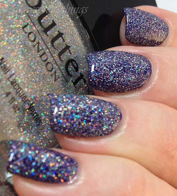 Butter London Stardust swatch and review
