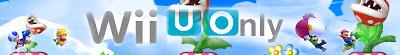 Wii U Only