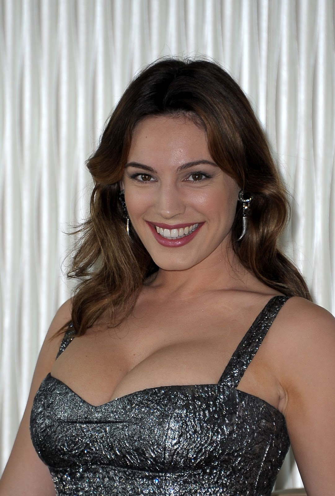 KELLY BROOK at 2012 Ischia Global Fest Photocall in Milan