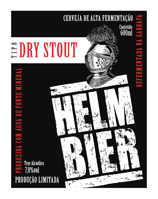 Helmbier Dry Stout