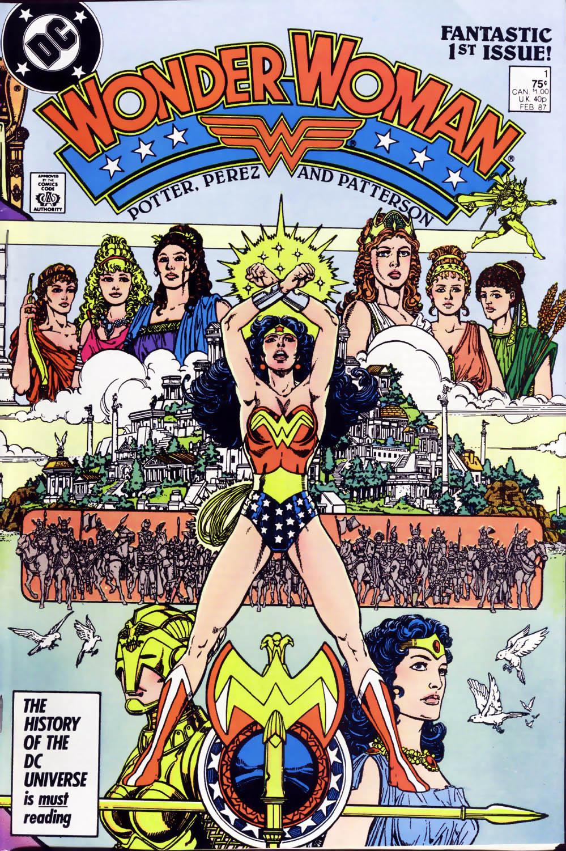 La Mujer Maravilla.: Wonder Woman Biografía.