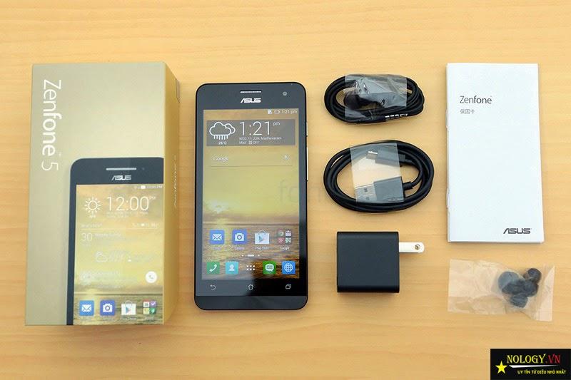 Asus ZenFone và Những lỗi thường gặp
