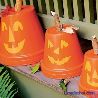 Đồ halloween handmade