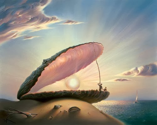 04-Pearl-Vladimir-Kush-Surreal-Lands-Paintings-www-designstack-co