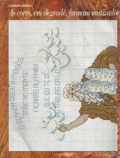 Punto croce immagini sacre 2 for Immagini punto a croce