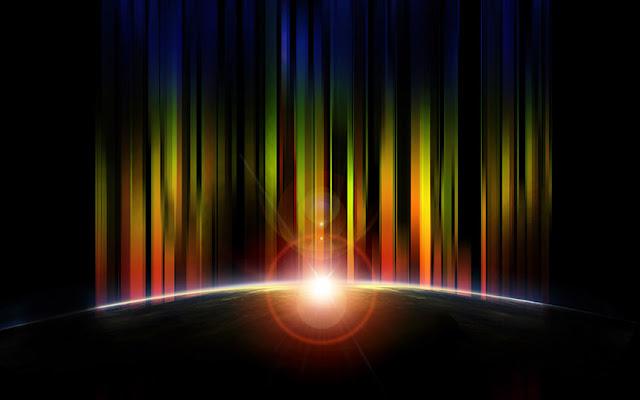 космический бэкграунд в фотошопе