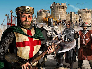 Download Game Stronghold Crusader For PC 100% Work