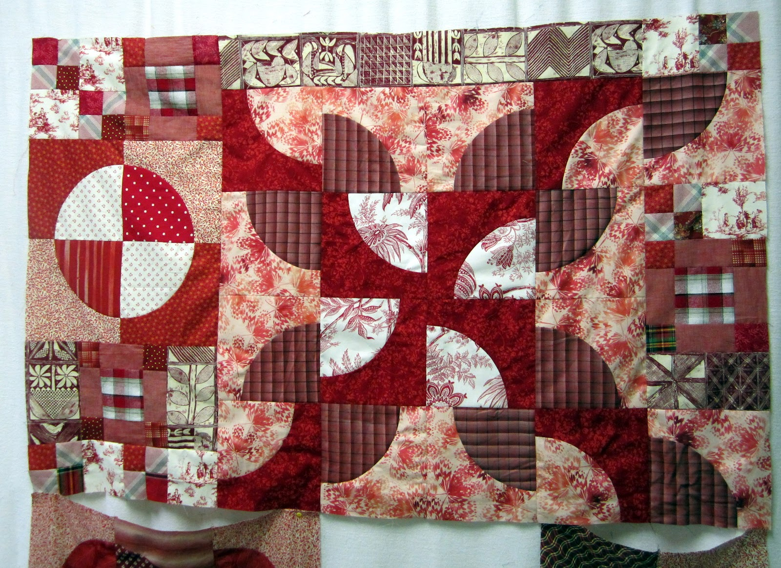 Pepper at the Quilt Studio: 08/01/2012 - 09/01/2012 : swastika quilt - Adamdwight.com