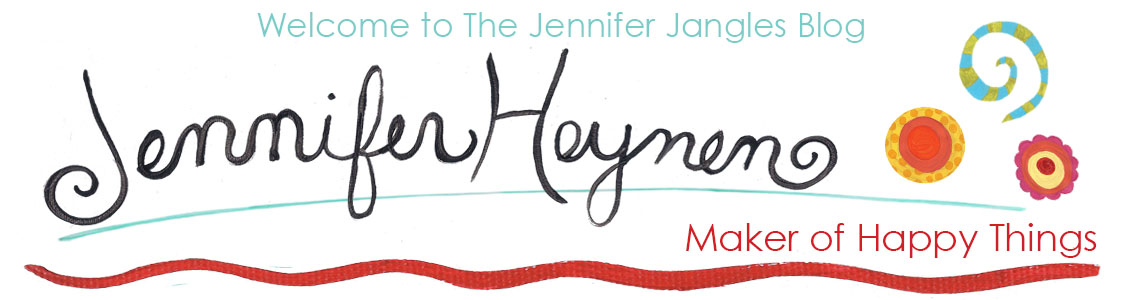 Jennifer Jangles Blog