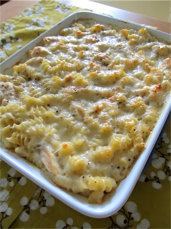 Baked Cheesy Chicken Pasta - Cook'n is Fun - Food Recipes, Dessert ...