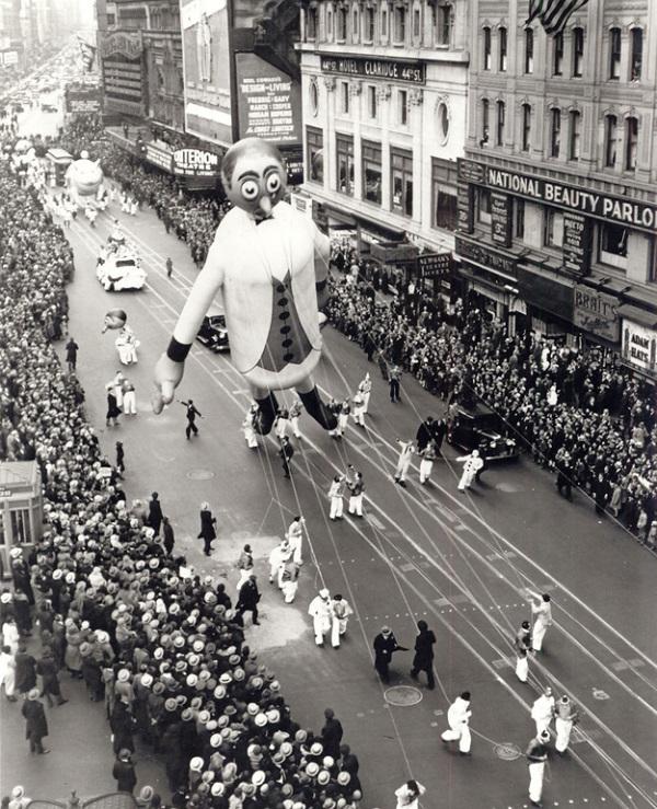Vintage Macys Thanksgiving Parade Balloons