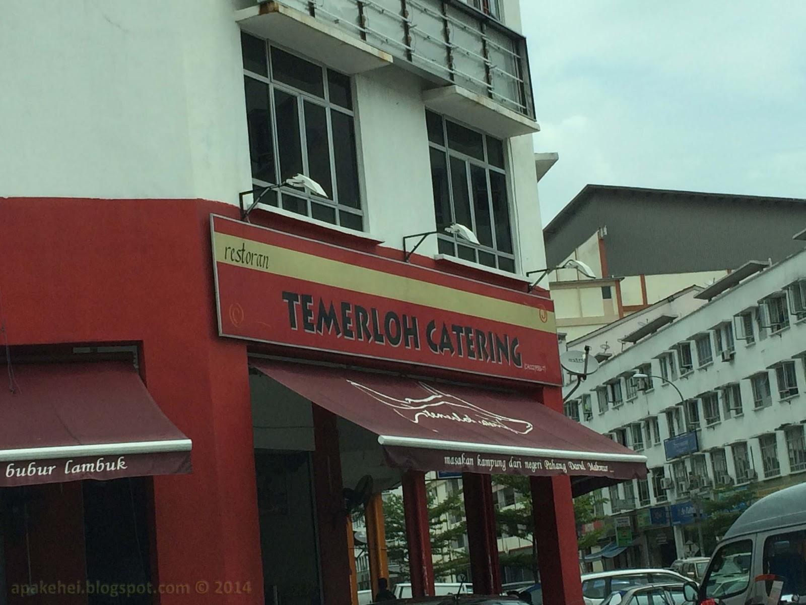 Restoran Temerloh Catering