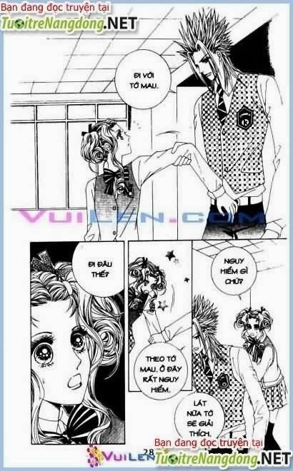 Sức Thanh Xuân chap 12 - Trang 28