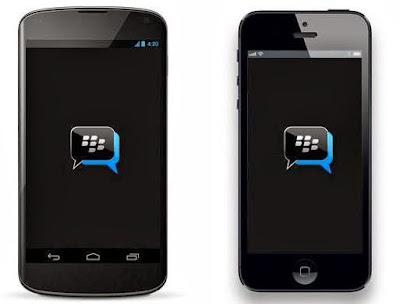 BBM Untuk Android dan iPhone Akan Segera Hadir Kembali