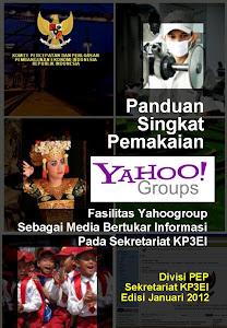 Buku Panduan Singkat Pemakaian Yahoogroups