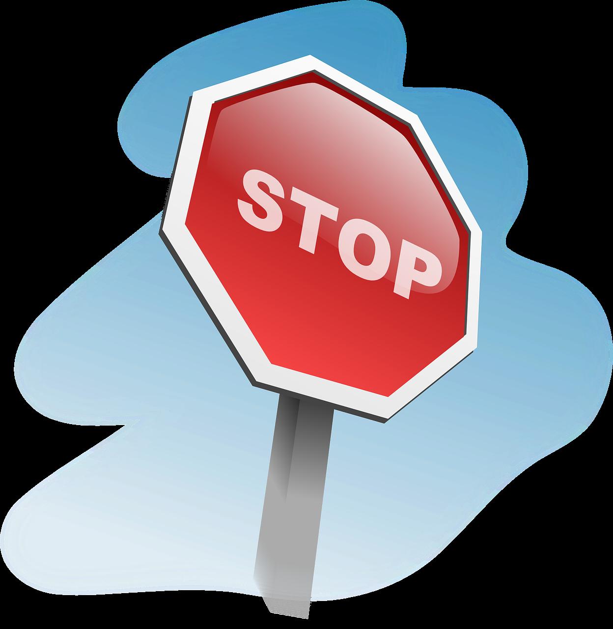 stop, znak, prawko
