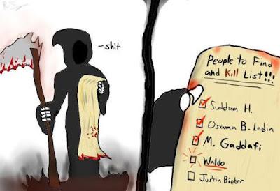 lista mortilor