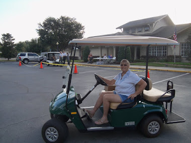 GOLF CART REGISTRATION 11/17