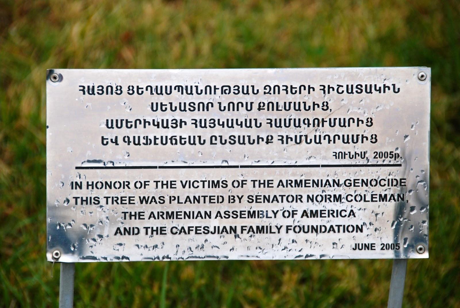 Viaje a armenia el museo del genocidio for Putas ciudad jardin