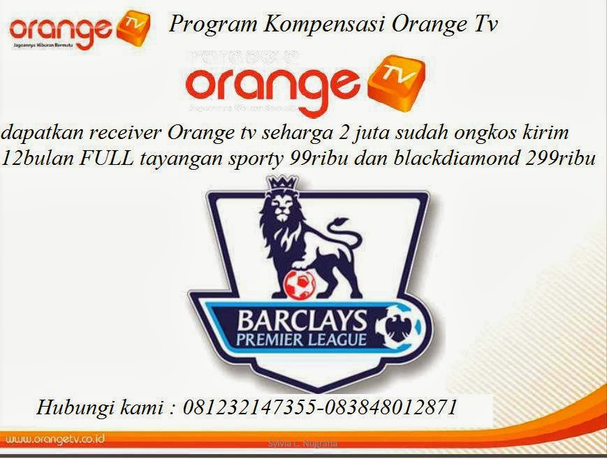 Program Kompensasi Orange Tv