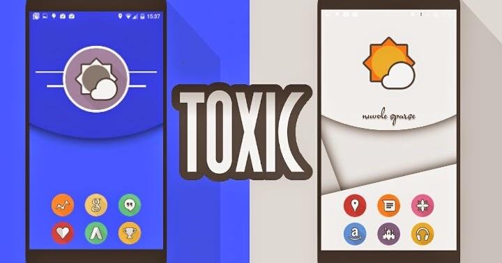 Toxic – Iconpack v1.0.4 Apk | Juegos y aplicaciones para ...