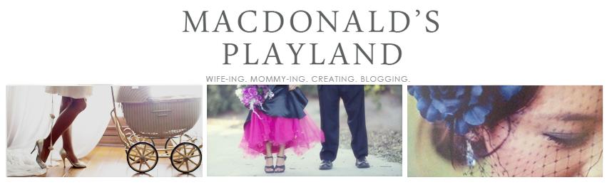 Macdonald's Playland
