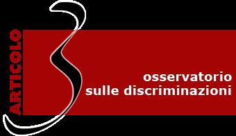 Articolo 3 Osservatorio sulle discriminazioni