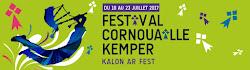 FESTIVAL CORNOUAILLE KEMPER 2017