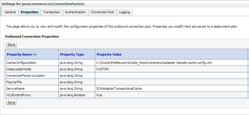 SOA 12c - Custom Coherence Cache Name - Oracle Fusion Middleware Blog