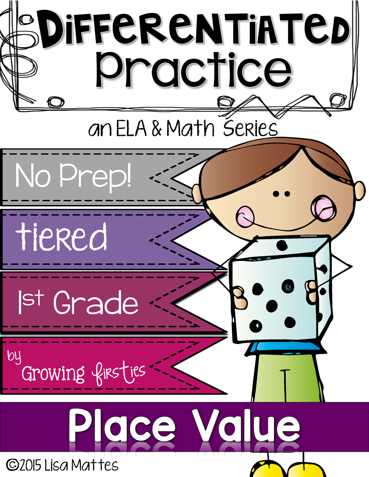 first grade place value practice