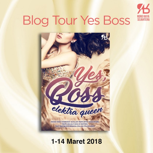 Blog Tour Yes, Boss