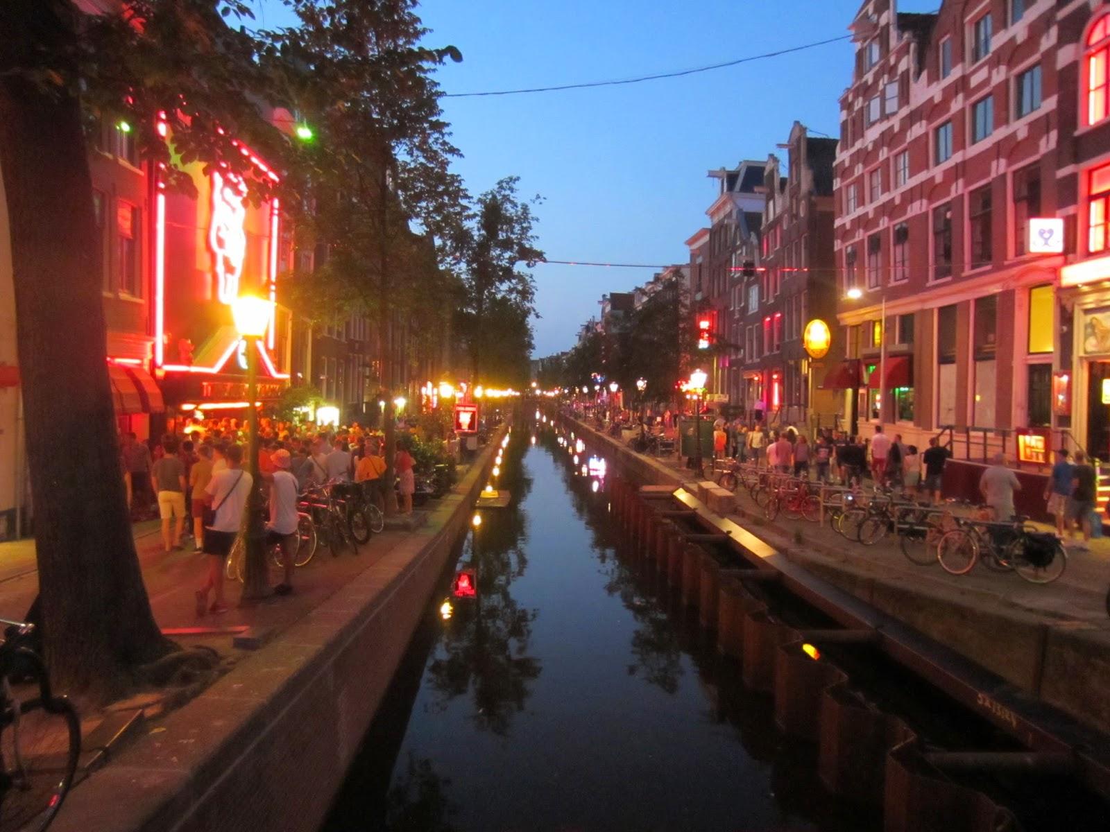 Rotterdam rotlichtviertel Amsterdam Day