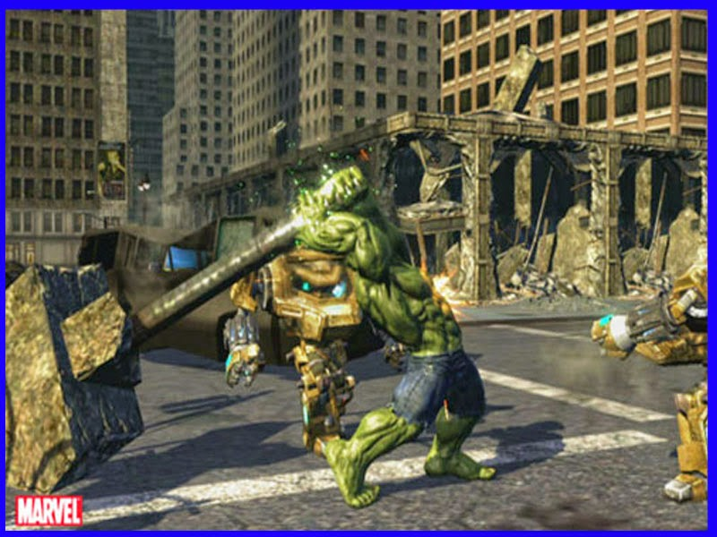 hulk pc games free download full version for windows xp