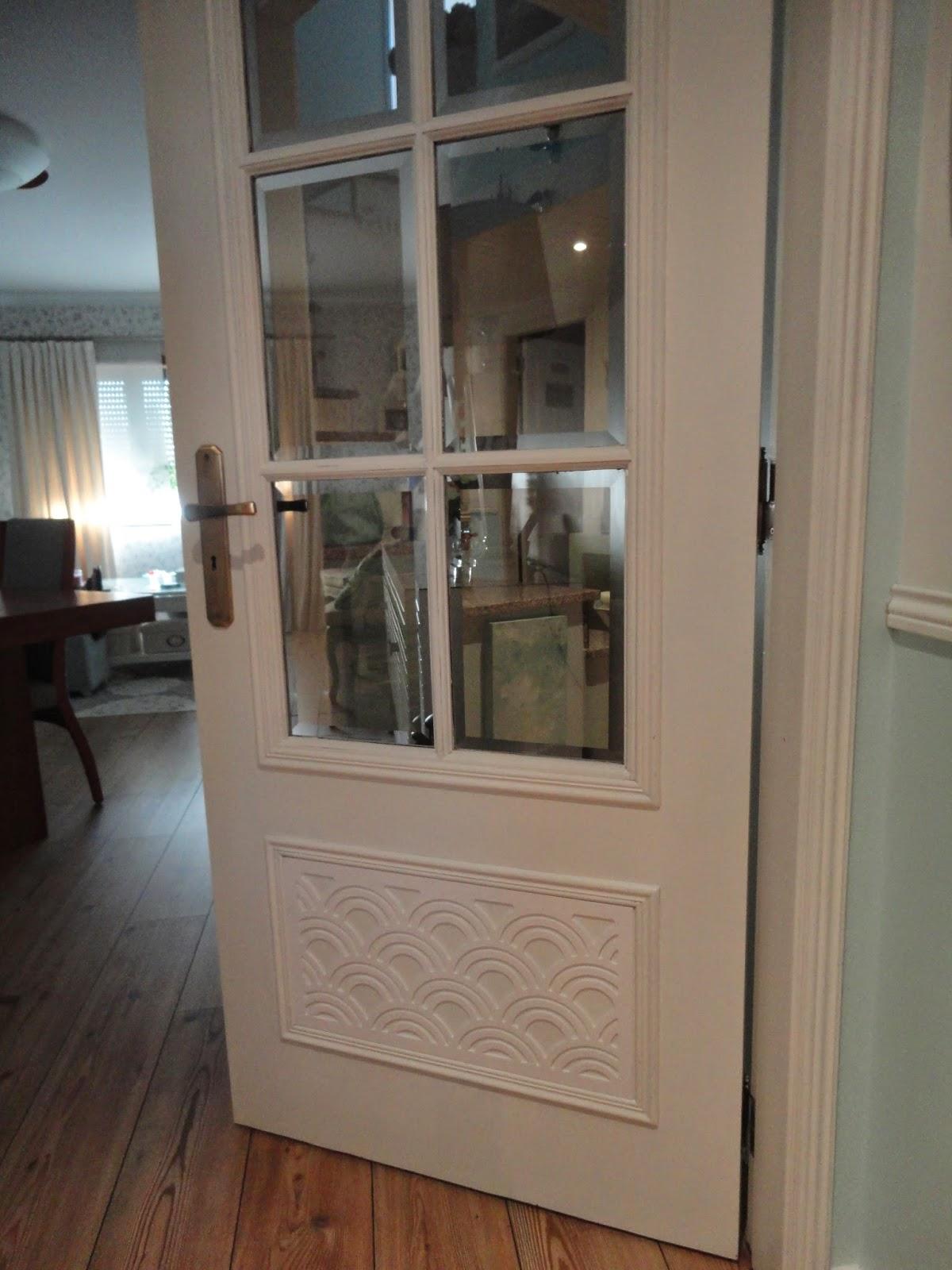Personalizar uma porta