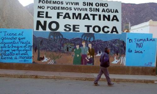 Mineria en la Rioja, SI o No?