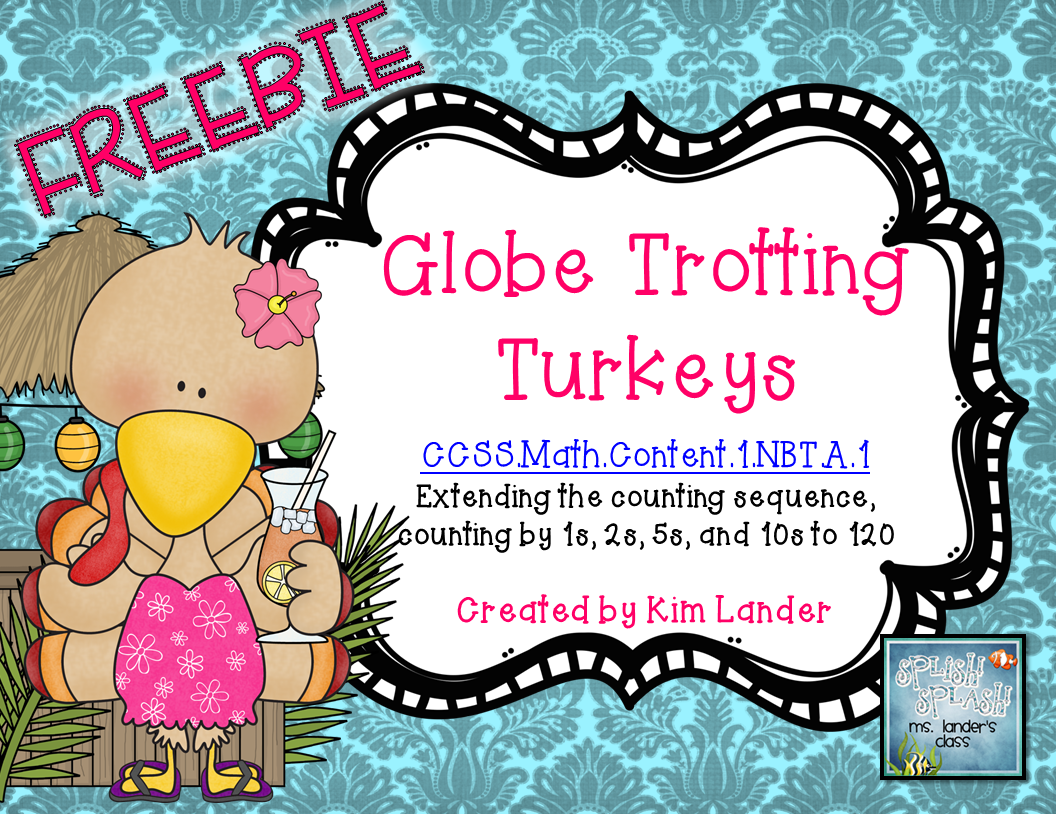 http://www.teacherspayteachers.com/Product/FREEBIE-Globe-Trotting-Turkeys-Math-Puzzles-1562094