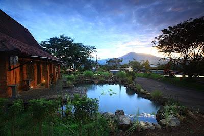 Kampung Bambu Bogor