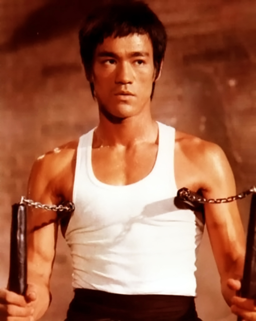 11. There are three student Bruce Lee who never won a World Karate ...