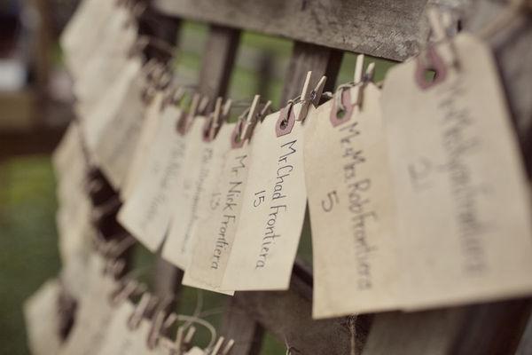 Life Designed Diy Wedding Seating Chart