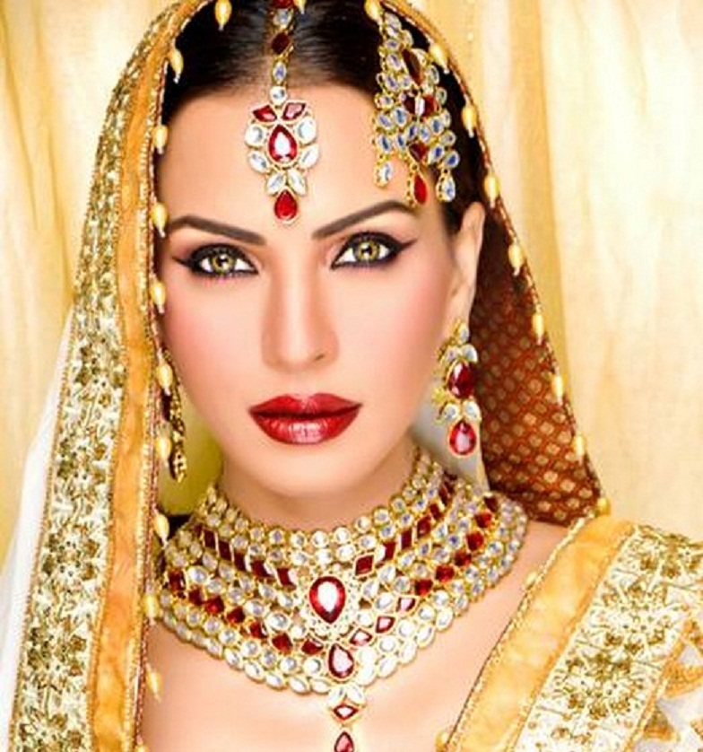 Beautiful New Look Bridal Makeup Ideas For Bridal 2015