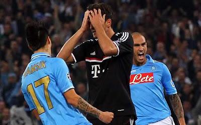 Napoli 1 - 1 Bayern Munich (3)