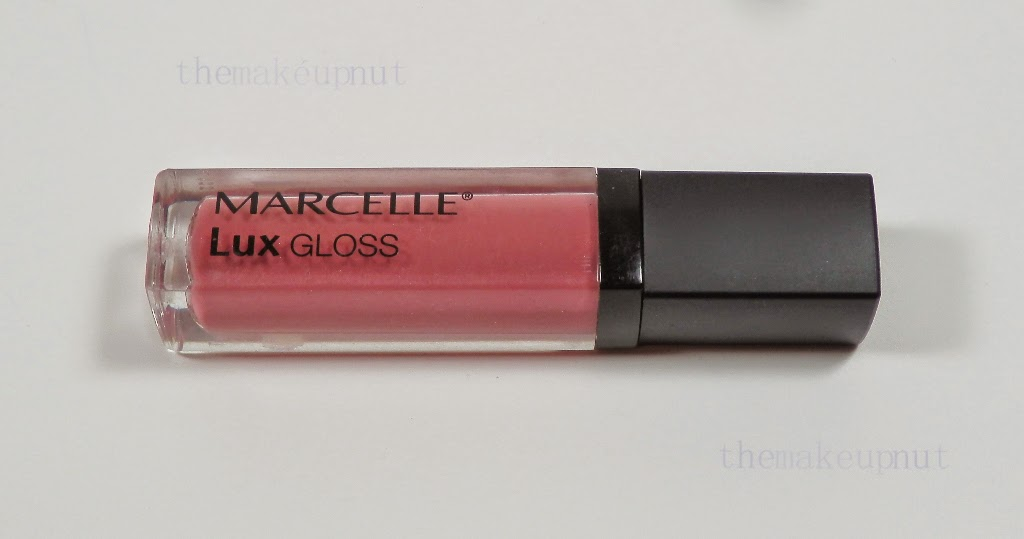 Marcelle Luxe Gloss Crème – Rose Tendre