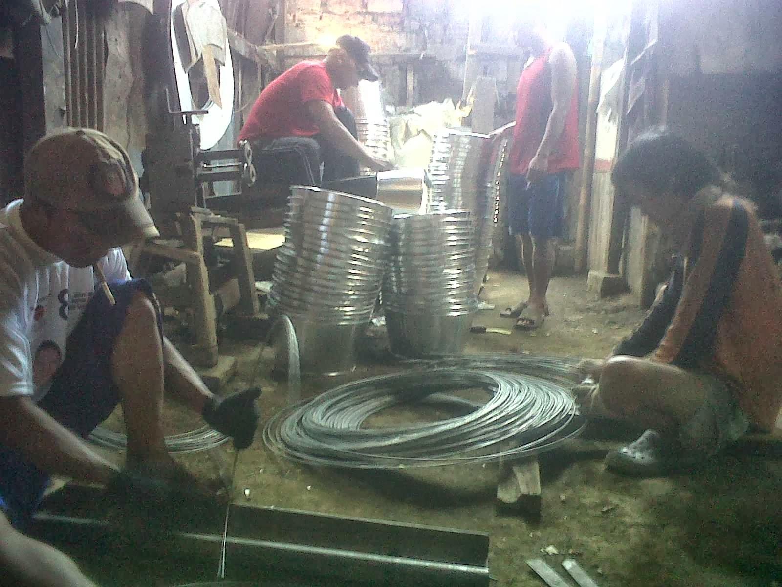 Workshop Badeng
