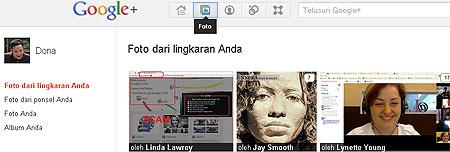 Tentang Google+ pesaing baru Facebook