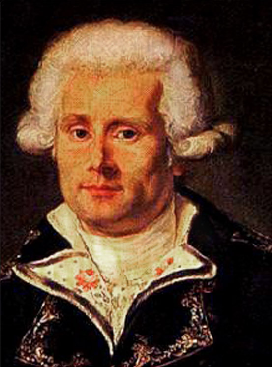 Louis Antoine de Bougainville Wikipedie