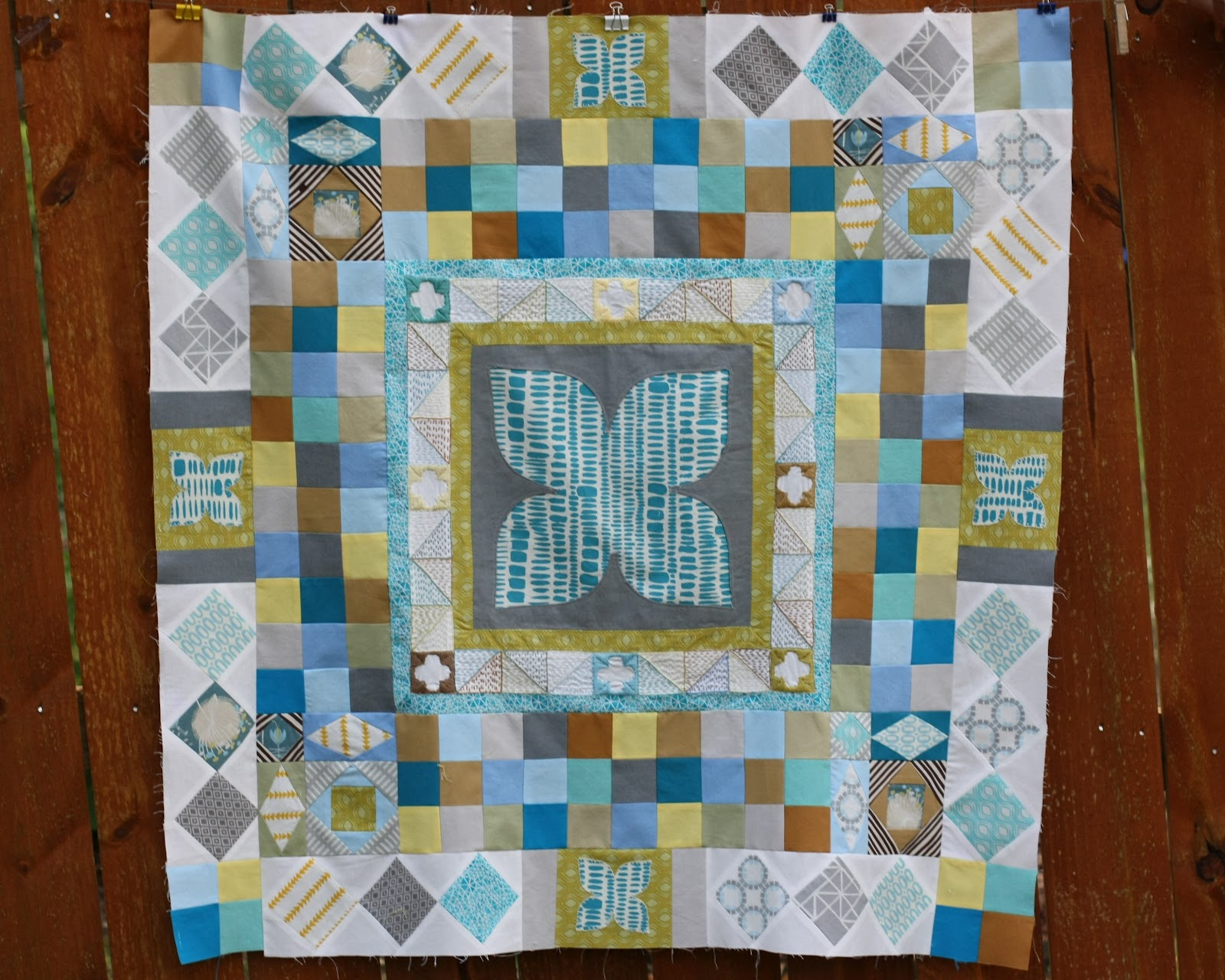 Stitched Together: August 2012 : patchwork quilt chords - Adamdwight.com