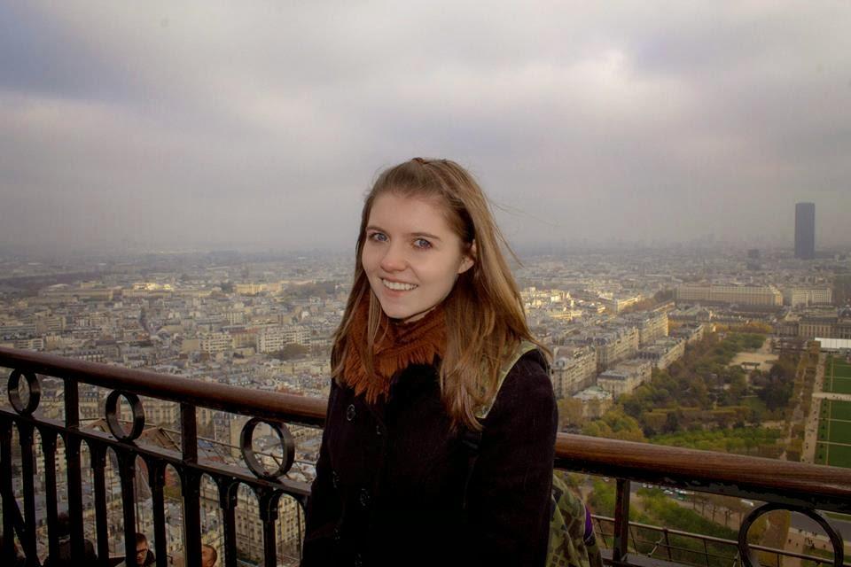 Bekka of Orbiting Oceans in Paris