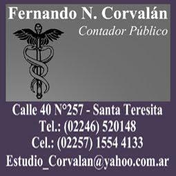 Fernando Corvalán