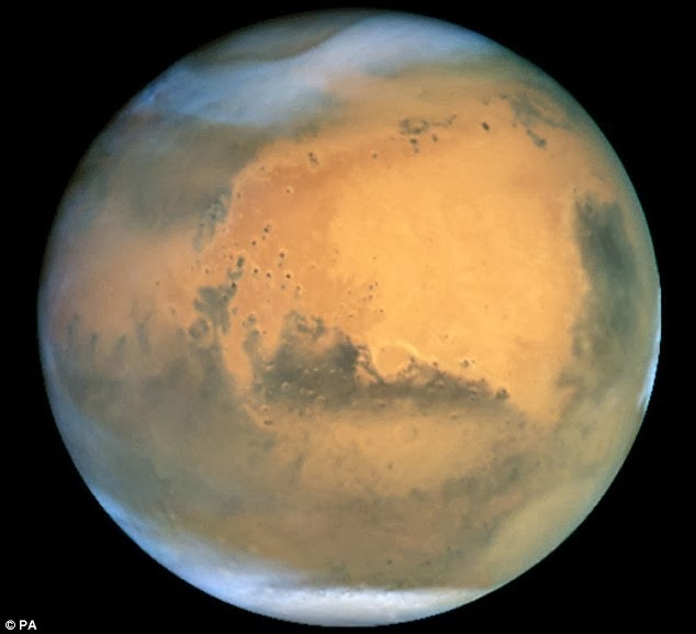 FUNNY SHIT: Muslim Leaders Issue Fatwa Against Life On Mars