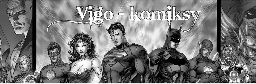 Vigo - komiksy